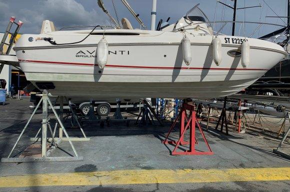Entretien coque bateau